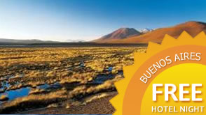 Northern Argentina and Chile Adventure