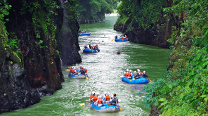 Caribbean Rafting Adventure